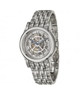 Bulova Accutron, Kirkwood, Men's Watch, Stainless Steel Case, Stainless Steel Bracelet, Swiss Mechanical Automatic (Self-Winding), 63A001