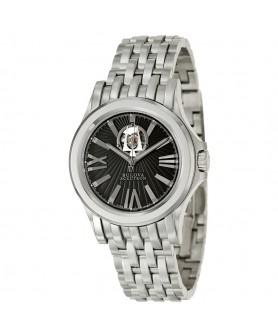 Bulova Accutron, Kirkwood, Men's Watch, Stainless Steel Case, Stainless Steel Bracelet, Swiss Mechanical Automatic (Self-Winding), 63A103