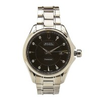 Bulova Men's 'Accutron' Diamond Automatic Watch 63D102