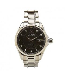 Bulova Men's 'Accutron' Diamond Automatic Watch 63D102