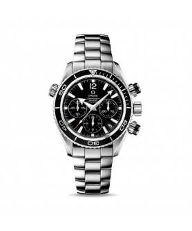 Omega SEAMASTER PLANET OCEAN 600M CO‑AXIAL CHRONOGRAPH 37.5 MM- 222.30.38.50.01.001