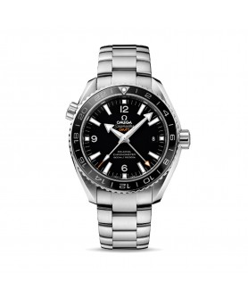 Omega SEAMASTER PLANET OCEAN 600M OMEGA CO‑AXIAL GMT 43.5 MM - 232.30.44.22.01.001