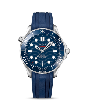 OMEGA SEAMASTER DIVER 300M OMEGA CO‑AXIAL MASTER CHRONOMETER 42 MM 210.32.42.20.03.001