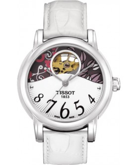 TISSOT T050.207.16.037.00 T-Classic Lady Heart Automatic Ladies Watch